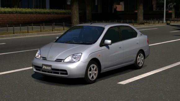 Toyota PRIUS G (J) 02