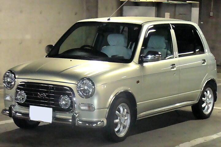 埼玉で軽自動車のミラジーノ