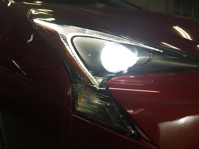 新型プリウスに装着!LEDヘッドライトと全てを省エネ化するメリット。