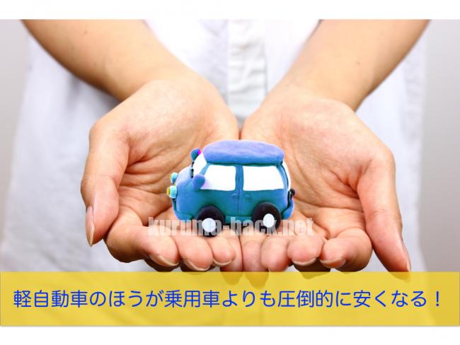 新車を買うなら「軽四」のほうが「コンパクトカー」よりも圧倒的に安くなる
